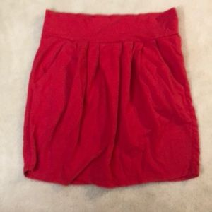 Pink forever 21 small skirt